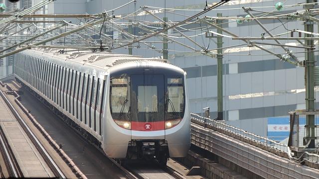 中国大陸横断鉄道